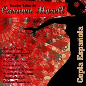 Grandes Éxitos de Carmen Morell - Copla Española
