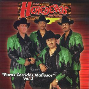 Puros Corridos Mafiosos Vol.3