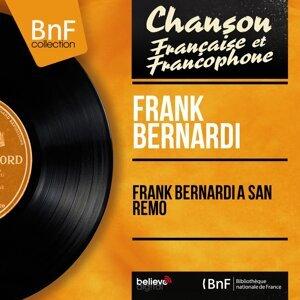 Frank Bernardi à San Remo - Mono Version