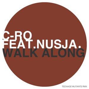 Walk Along (feat. Nusja) [Teenage Mutants Remix] - Teenage Mutants Remix