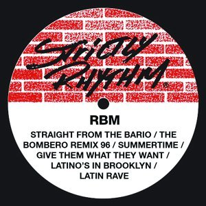 The Bombero Remix 96 / Summertime / Give Them What They Want / Latino's In Brooklyn / Latin Rave