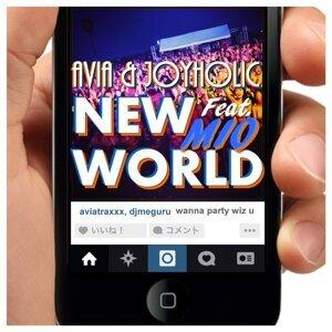 NEW WORLD (feat. MIO)