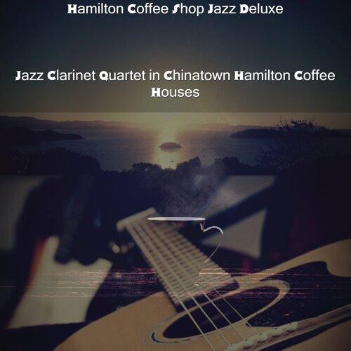 Jazz Clarinet Quartet in Chinatown Hamilton Coffee Houses