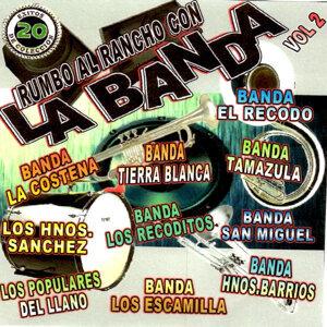 Rumbo al Rancho Con la Banda, Vol. 2