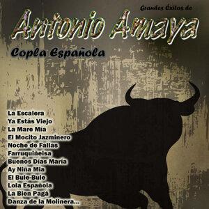 Grandes Éxitos de Antonio Amaya - Copla Española
