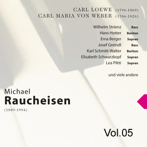Michael Raucheisen Vol. 5