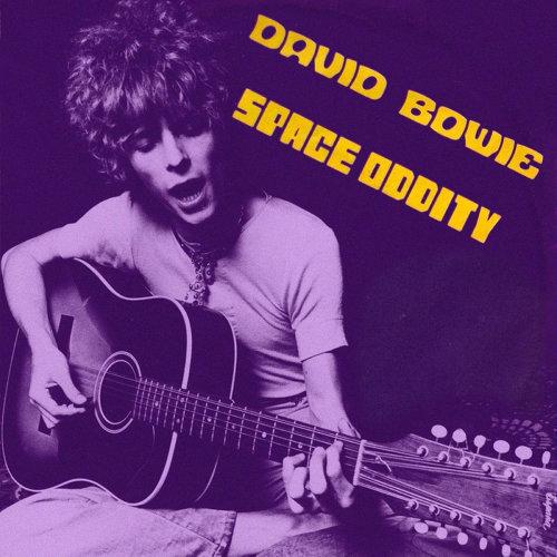 Space Oddity - 50th Anniversary EP
