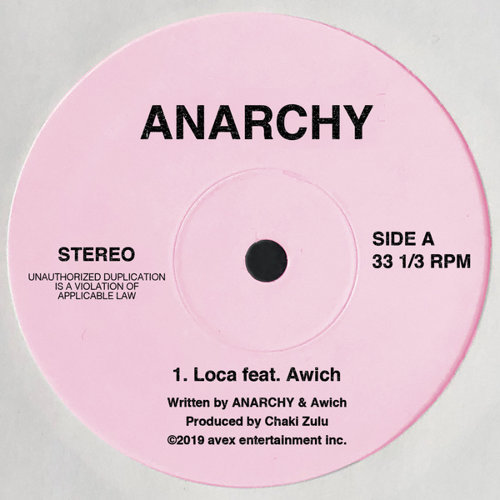 Loca Feat Awich Anarchy Kkbox
