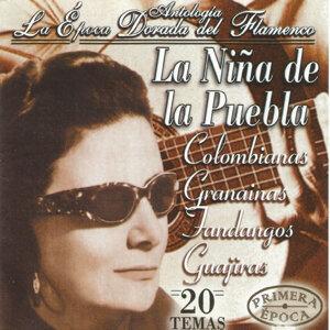 La Niña de la Puebla, La Época Dorada del Flamenco Español