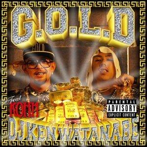 G.O.L.D [instrumental] (feat. KOHH)