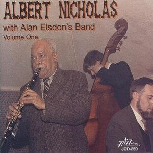Albert Nicholas with Alan Elsdon's Band, Vol. 1
