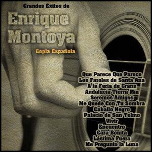 Grandes Éxitos de Enrique Montoya - Copla Española