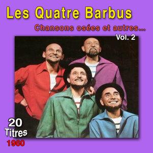 Les Quatre Barbus, Vol. 2