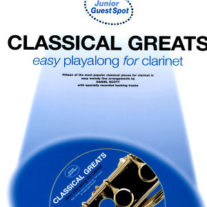 Easy Playalong for Clarinet: Classical Greats