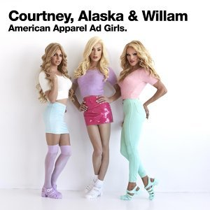 American Apparel Ad Girls