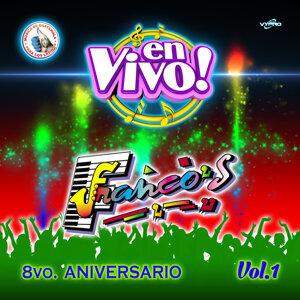 8vo. Aniversario Vol.1. Música de Guatemala para los Latinos (En Vivo)