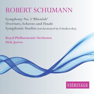 Schumann Orchestral Works
