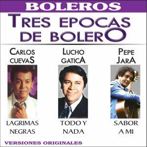 Tres Epocas de Bolero