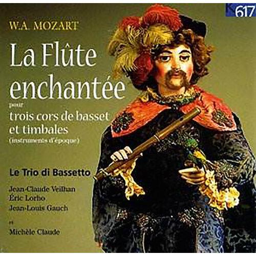 Mozart: La flûte enchantée, K. 620 (Arr. for 3 Basset Horns & Timpani)