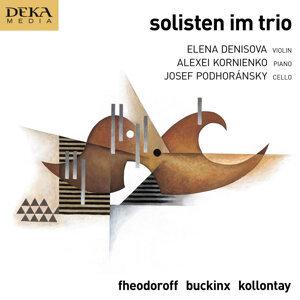 Solisten im Trio