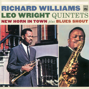 New Horn in Town / Blues Shout