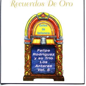 Recuerdos de Oro.... Éxitos de Vellonera, Vol. 6