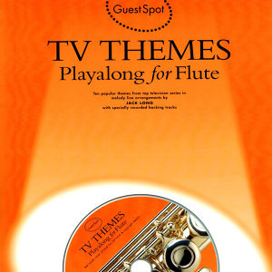 Playalong for Flute: Tv Themes