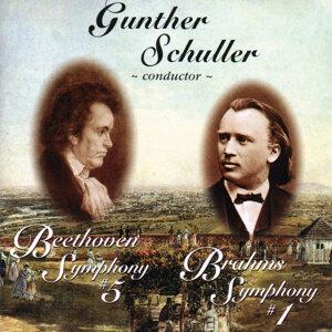 Beethoven: Symphony No. 5 - Brahms: Symphony No. 1