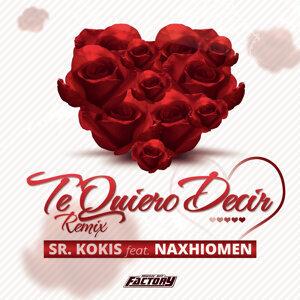 Te Quiero Decir (Remix) [feat. Naxhiomen]