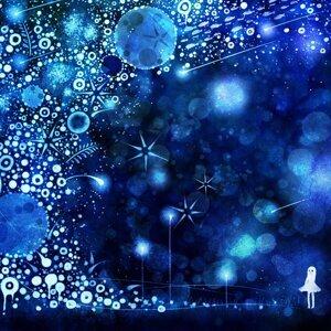 瑠璃奏での夜 (feat.GUMI)