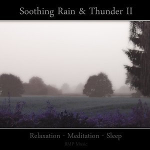 Soothing Rain & Thunder II - Relaxation - Meditation - Sleep