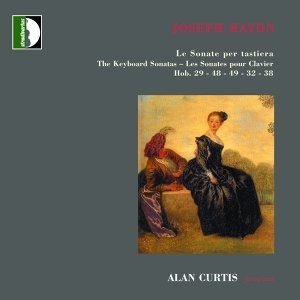 Joseph Haydn: The Keyboard Sonatas, Vol. II