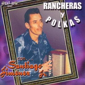 Rancheras y Polkas Con Santiago Jimenez, Jr.