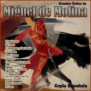 Grandes Éxitos de Miguel de Molina - Copla Española