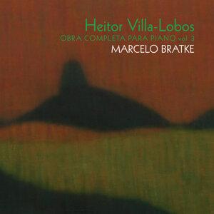 Heitor Villa Lobos - Obra Completa para Piano Vol. 3