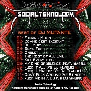 Best of DJ Mutante - Social Teknology