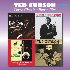 Four Classic Albums (Plenty of Horn / Fire Down Below / The Tenor Stylings of Bill Barron / Live at La Tete De L'art) [Remastered]