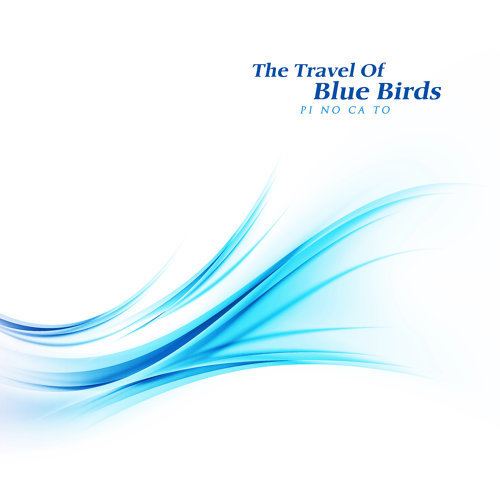The Travel Of Blue Birds
