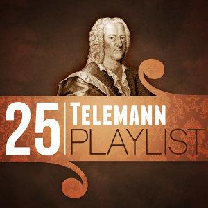 25 Telemann Playlist