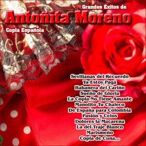 Grandes Éxitos de Antoñita Moreno - Copla Española
