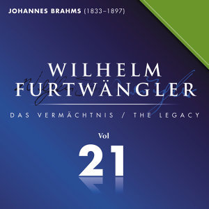 Wilhelm Furtwaengler Vol. 21