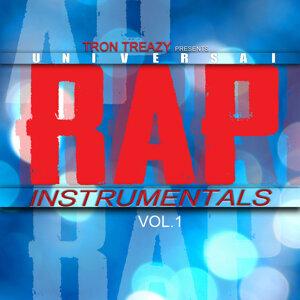Universal Rap Instrumentals, Vol. 1