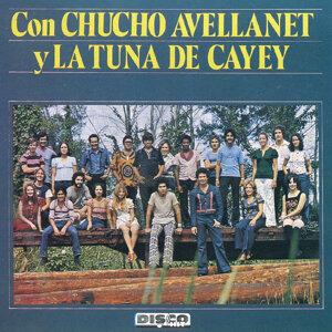 Con Chucho Avellanet y la Tuna de Cayey