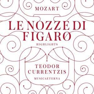 Mozart: Le nozze di Figaro (Highlights)