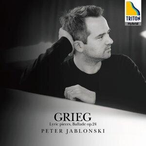 グリーグ:「抒情小曲集」より と バラード 作品24 (Grieg: Lyric Pieces and Ballade Op. 24)