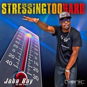 Stressing Too Hard - Single