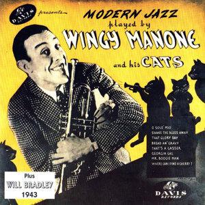 Wingy Manone, 1943 - 1945