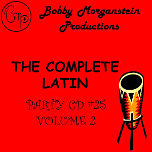 The Complete Latin Party CD - Vol. 2