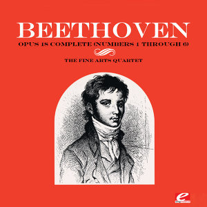 Beethoven: String Quartets, Op 18 (Digitally Remastered)