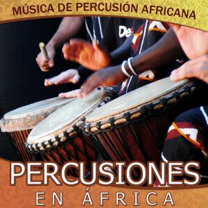 Música de Percusión Africana. Percusiones en Africa